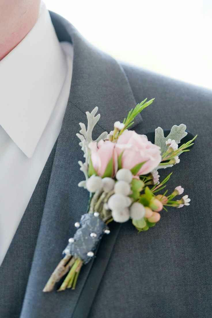 Buttonholes And Corsages Wedding Flowers
