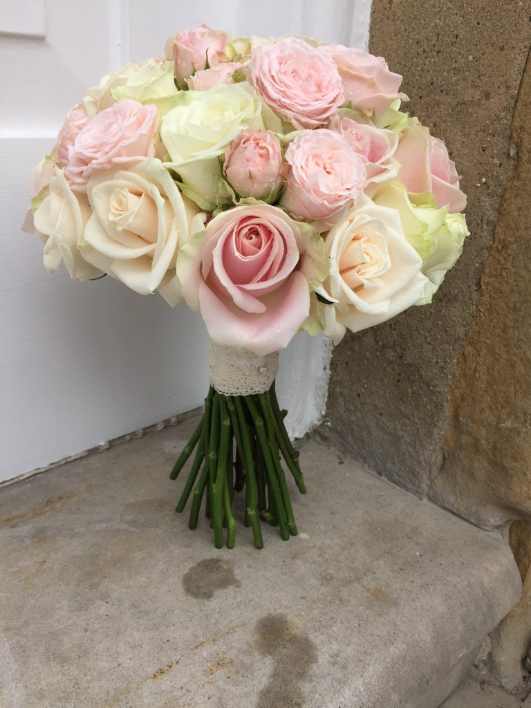 Wedding Bouquet Greenery Florist