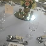 Table Centres Greenery Florist